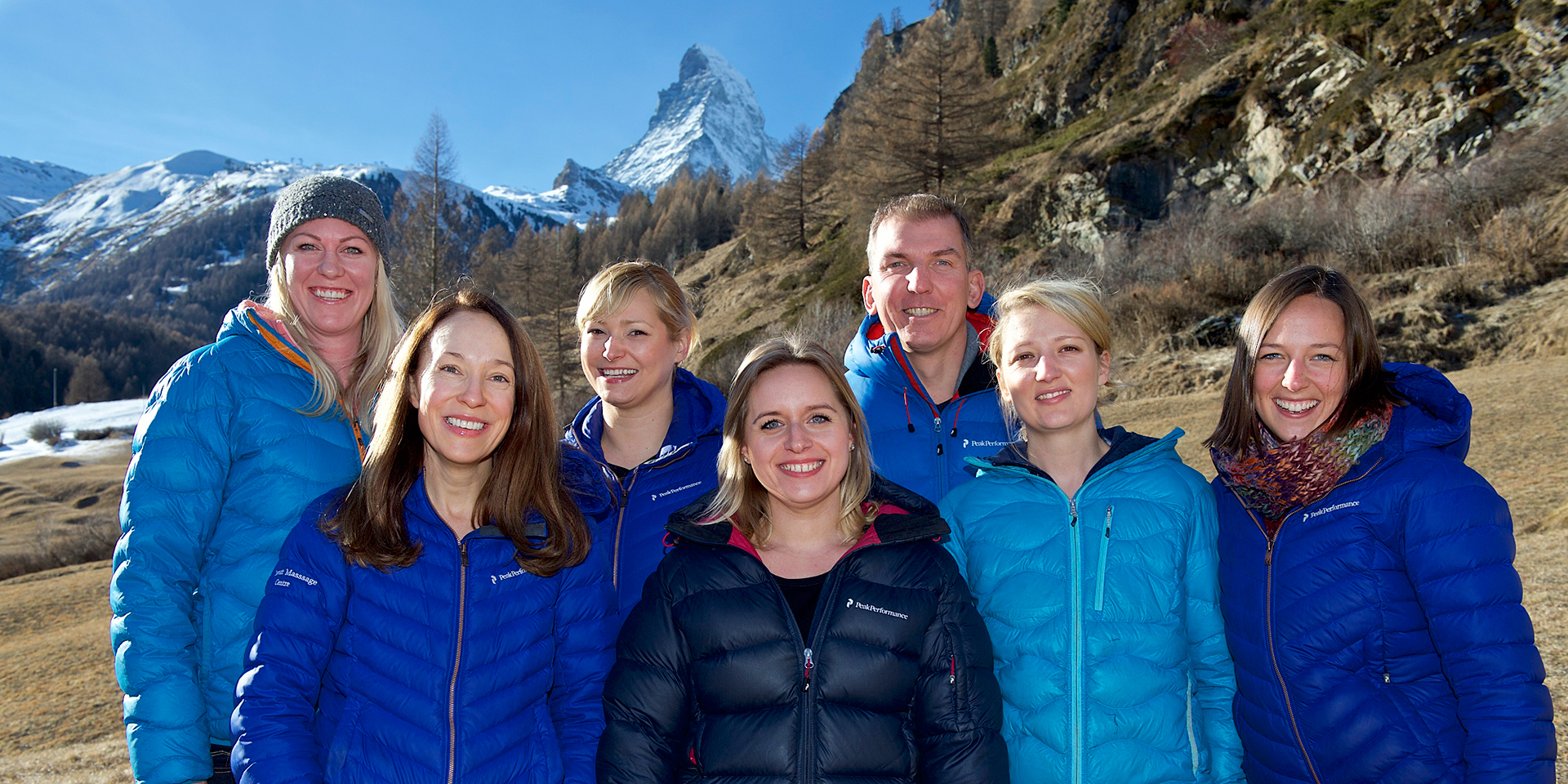 Zermatt Massage Team